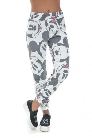 Pantalón MIckey de Disney by 47 Street!! http://www.guiapurpura.com.ar/disney-by-47-street