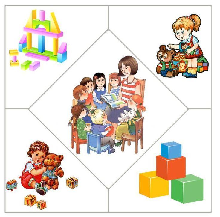 Любимые с детства игрушки: Учим профессии, ч.1.