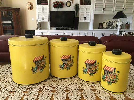 Best 25+ Canisters ideas only on Pinterest | Kitchen canisters ...