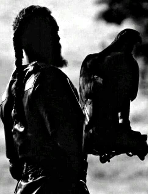Ragnar Lothbrok. I love this shot !!