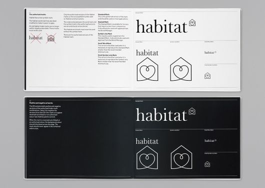 Habitat Identity 2002– Graphic Thought Facility