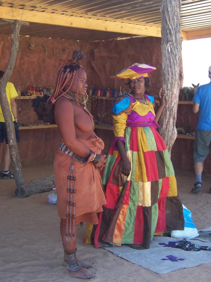 Himbo and Herero