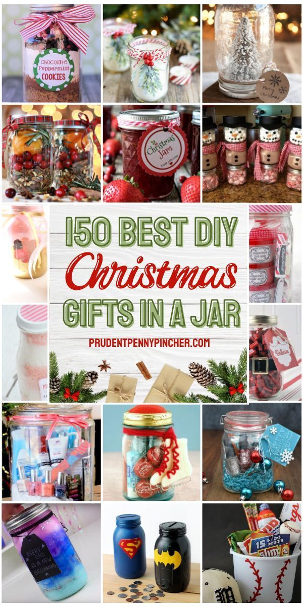 150 Best Christmas Gifts In A Jar In 2020 Christmas Gifts For Coworkers Christmas Jars Homemade Gifts Diy
