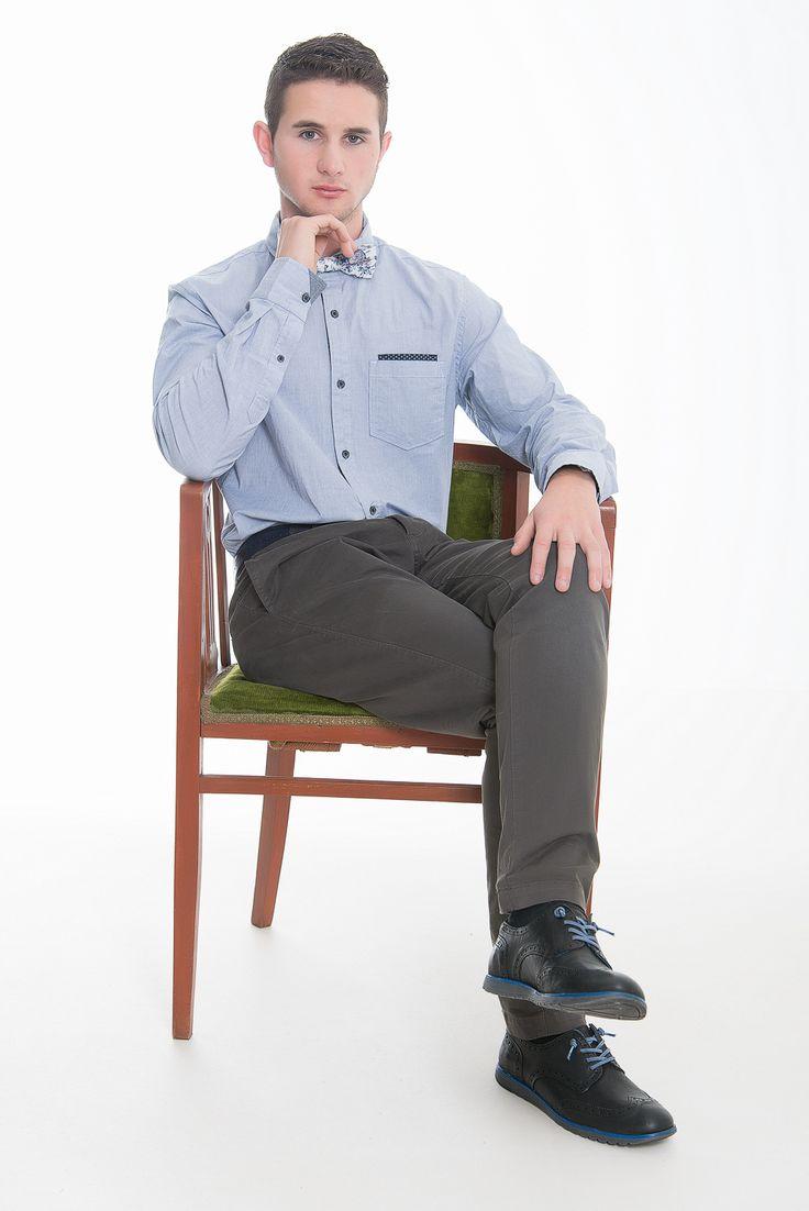 Camisa salsa jeans,pantalon jack&jones y zapatos cetti ,creado par tus citas importantes sin renuncia a nuestro estilo