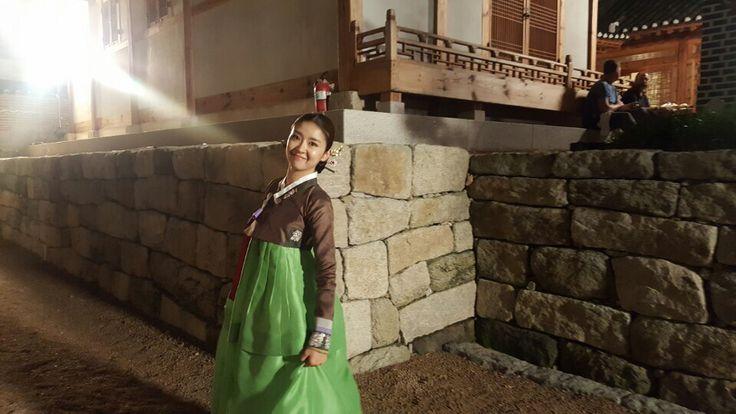 Korea traditional music 한복