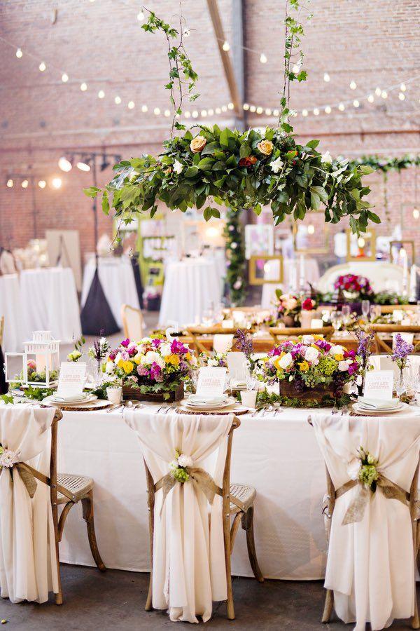 wedding reception idea; photo: Andie Freeman Photography