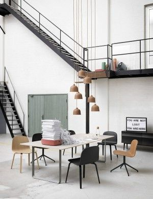Visu Wide Chair by Muuto – The Modern Shop