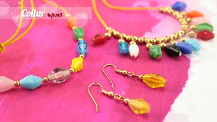 Para este fin de semana te traemos este nuevo videotutorial!!! De la mano de Adri Muñoz aprende como hacer un hermoso Kit infantil con Indian Glass multicolor. Aprovecha para dar un lindo regalo hecho por ti mism@ o para generar ingresos vendiendolos a tus amig@s!!! Unete a nuestra familia en el canal de youtube Variedades CarolTv https://www.youtube.com/channel/UCD199Tz_XqN2R7FDz2CgQhwy Hazte un gran emprended@r!! Tengan un hermoso fin de semana!  https://www.youtube.com/watch?v=dNR8k0ecqOE