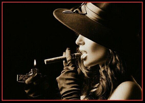 236 Best Cigar Women Images On Pinterest  Black Man -5372