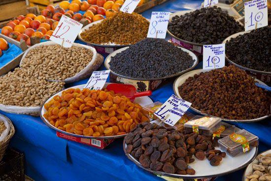 Saturday Farmers Market, Alaçatı