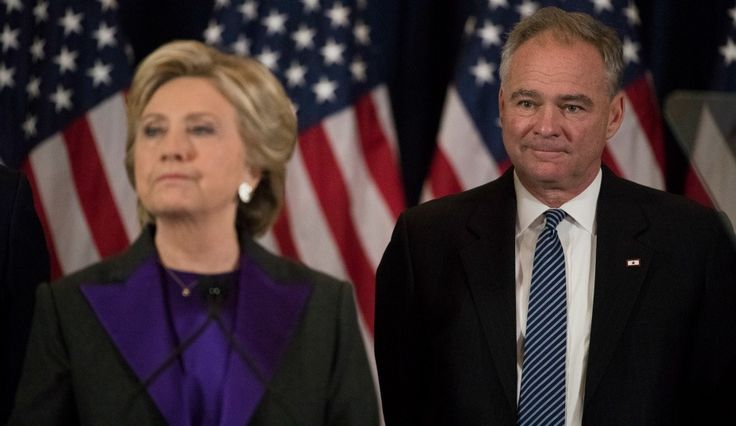 Tim Kaine's Son Among Those Charged For Involvement With Masked, Anti-Trump Rioting At Rally