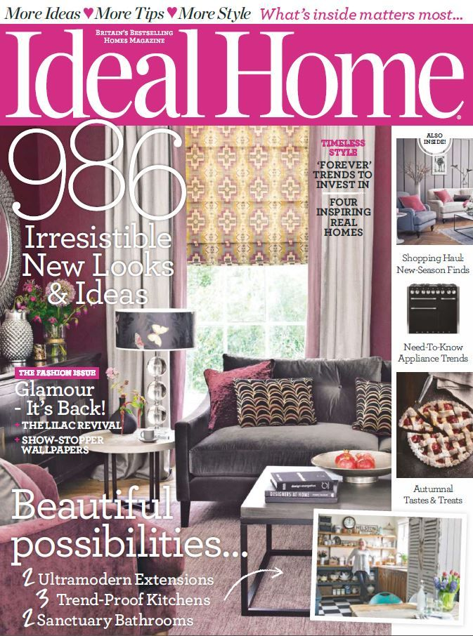Ideal Home Uk October 2015 Di Mica Find This Pin And More On Free Ebooks Magazines Download