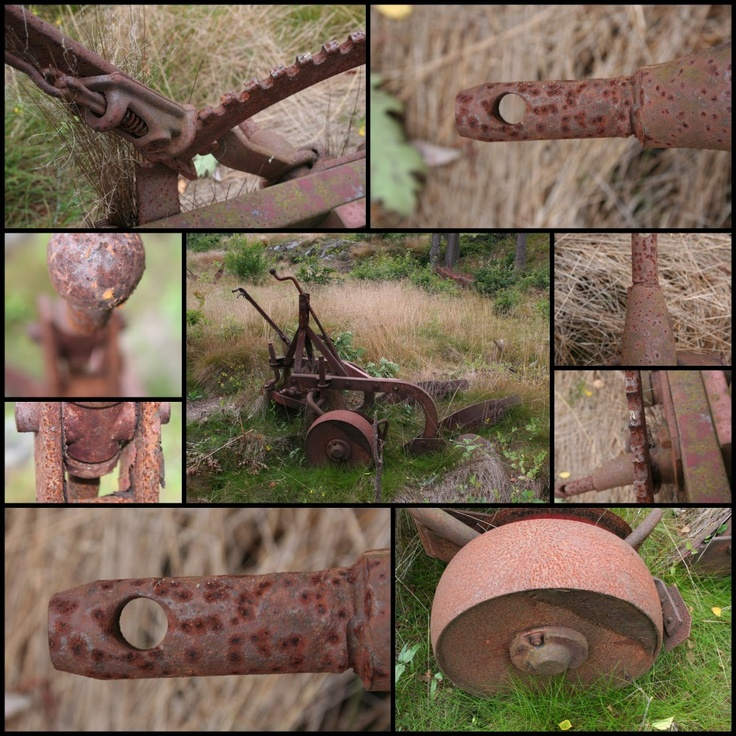 Rusty Farmer Tools