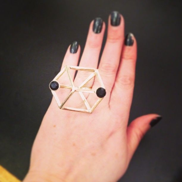 Gorgeous ring from QBF on Brunswick st!