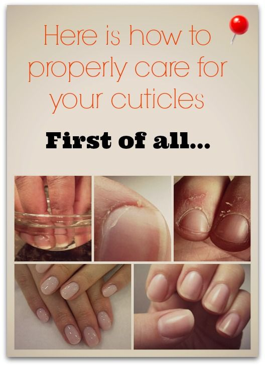 How to correctly take care of your cuticles - ♥ ILoveBeautyTips.Com ♥