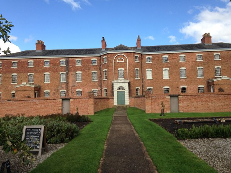 Southwell Workhouse, Nottinghamshire. Well worth a visit. It reminds you how lucky we are in this modern world. Thank you National Trust.
