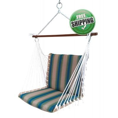 Hangit.co.in - Best Buy Online Hammock Swing Shopping Outdoor Garden Furniture Store Website in India ON SALE! Polyester Premium Indoor Swing Chair Furniture with Best Price in India Cushioned Swings
