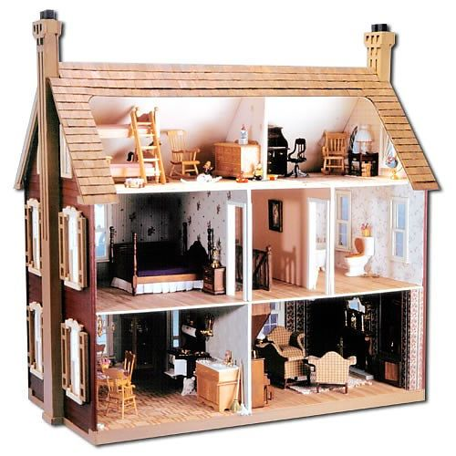 15 Best Images About Dollhouses On Pinterest