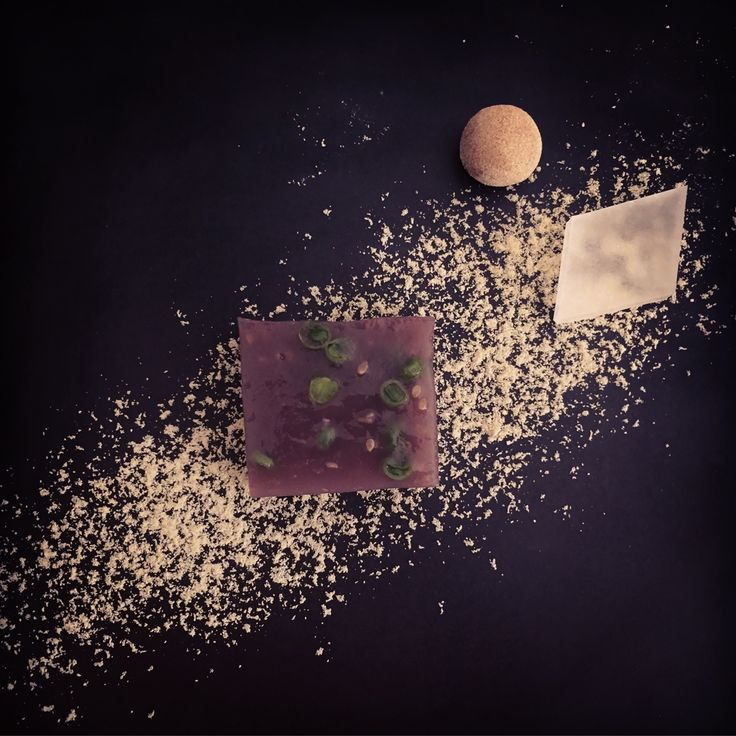 『銀河』 水饅頭製 鉱石/ すはま 琥珀