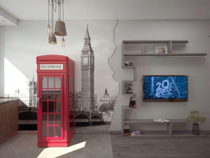 Проект«Лондон». Abitant Москва