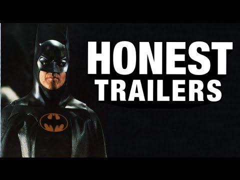 Honest Trailers - Batman (1989) #HonestBatman #Batman #TimBurton