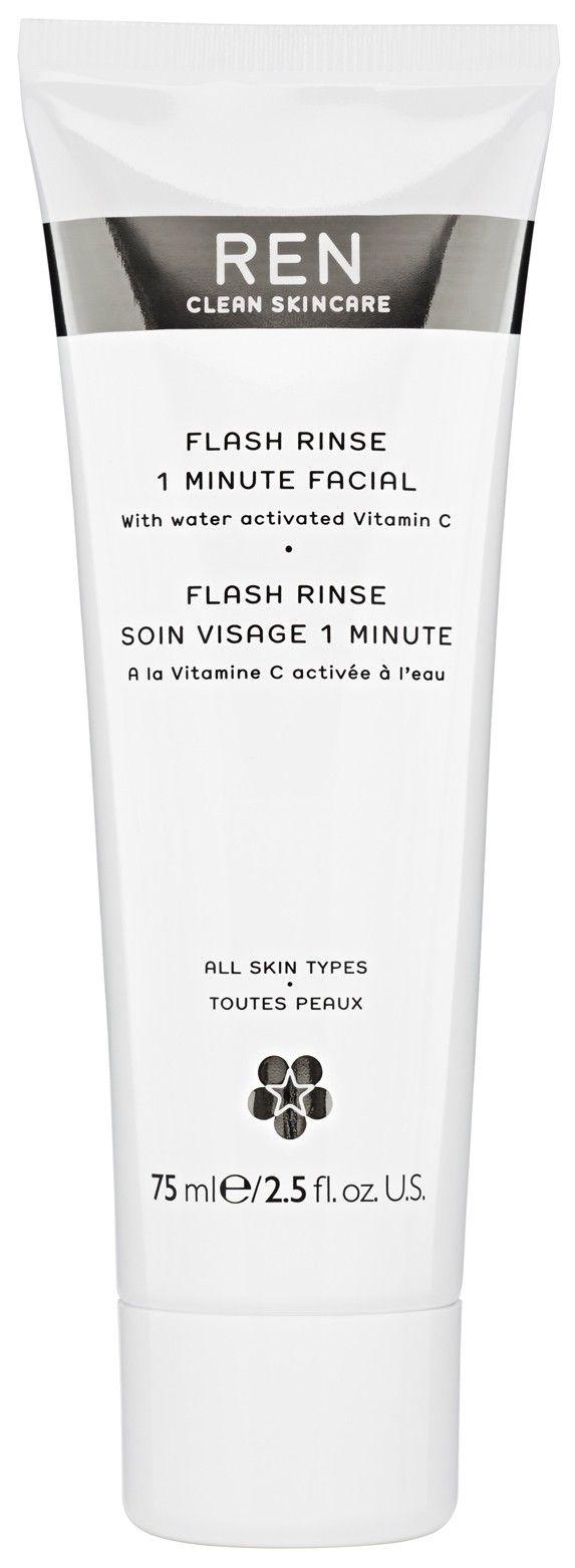 REN Skincare - Flash Rinse 1 Minute Facial
