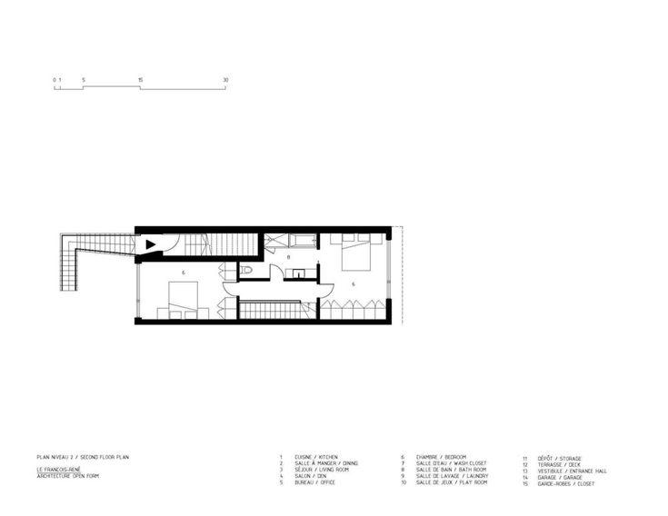 Gallery of The François-René Project / Architecture Open Form + Maître Carré - 11