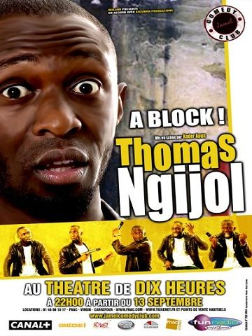 Thomas Ngijol - A Block !