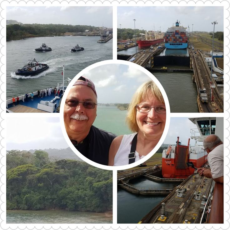 We enjoyed our visit into the Panama Canal and Lake Gatun.