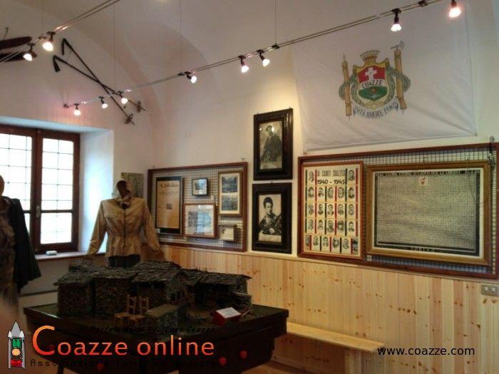 Ecomuseo Etnologico della Resistenza (Coazze)