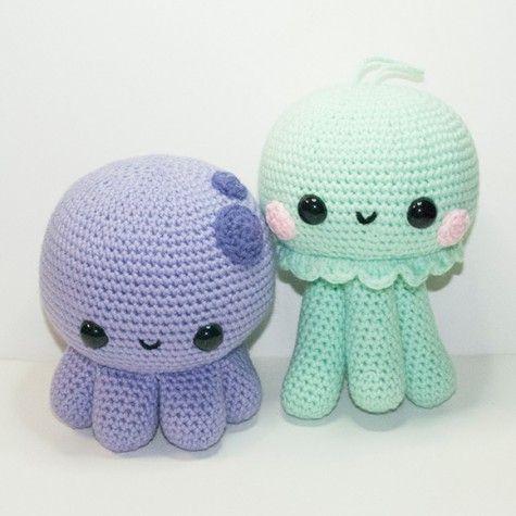 Amigurumi Mini Hat : Best 25+ Crochet octopus ideas on Pinterest