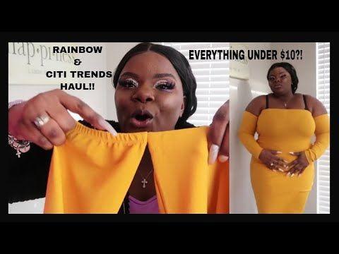 50dc5b9c65 Rainbow Shops   Citi Trends Try-On