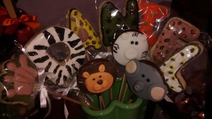 Biscoitos lindossss. #bdayDanielBorges <3