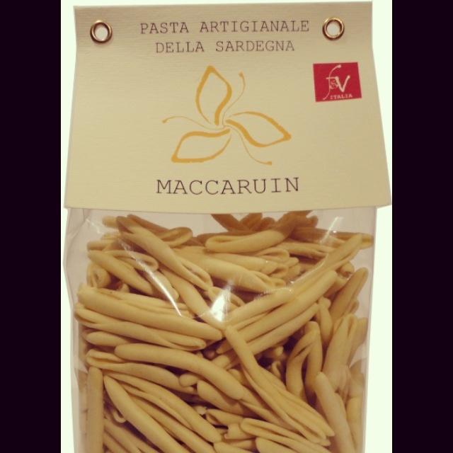 Maccaruin  Pasta artigianale di grano duro 500 g. €2,50