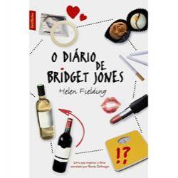 O Diário de Bridget Jones. Um dos livros livros que li. Ela é muito engraçada!