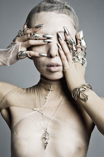 Synesthesia Garden - a weird art + style blog | » fashion editorial
