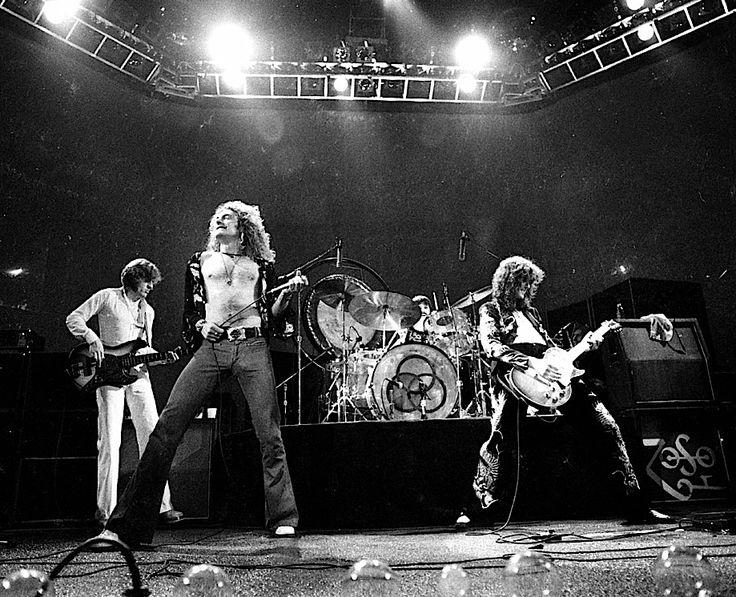 WHOLE LOTTA LOVE – Led Zeppelin – (1970)