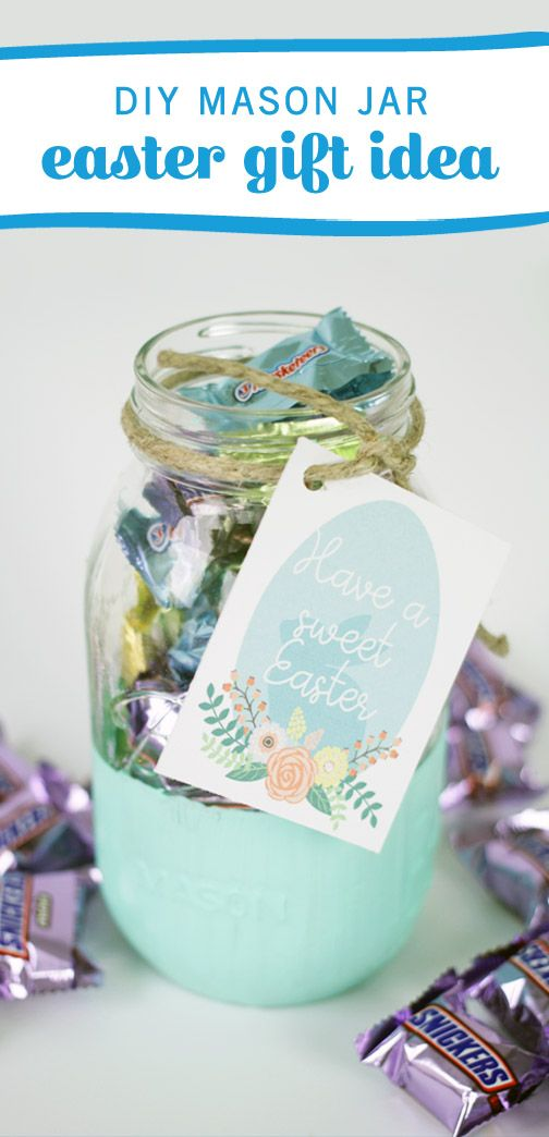 Easter Mason Jar Gifts 211 best Mason