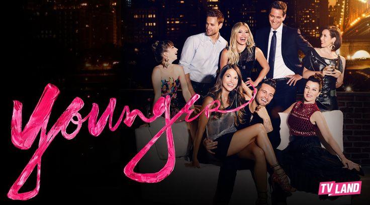 Assista ao trailer: Em Younger, Liza Miller (Sutton Foster)é uma mulher de 40 anos que, após o divórcio e a ida da filha Caitlin (Tessa Albertson)para outro país, decide voltar a a trabalhar. O p…