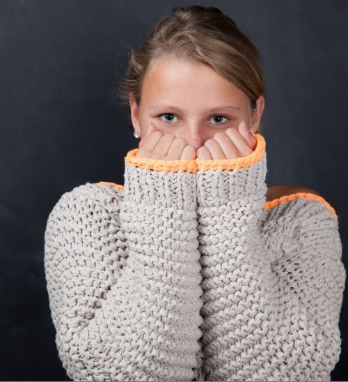 DIY Knitting Pattern ChillOut Sweater | Hoooked