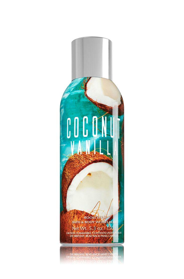 Coconut Vanilla 5.3 oz. Room Spray - Home Fragrance 1037181 - Bath & Body Works