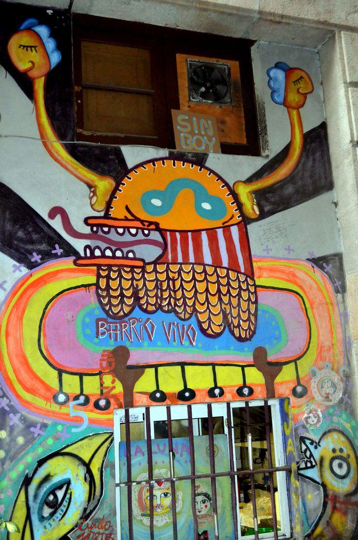 https://flic.kr/p/yBxa8g | Graffiti vandalism or urban art | Graffiti vandalism or urban art