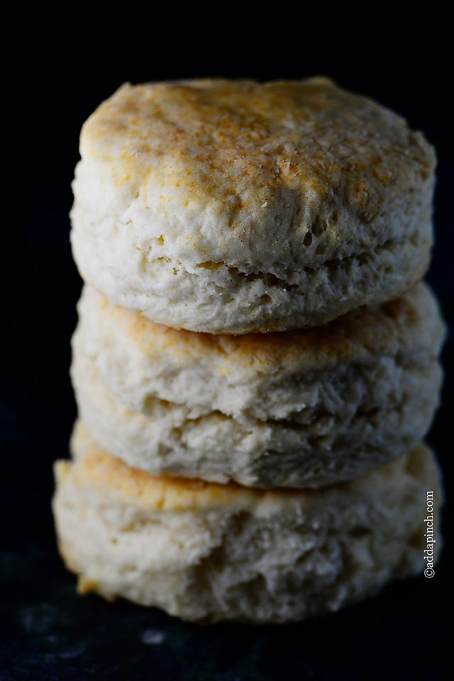 Two Ingredient Cream Biscuit Recipe - Cooking | Add a Pinch