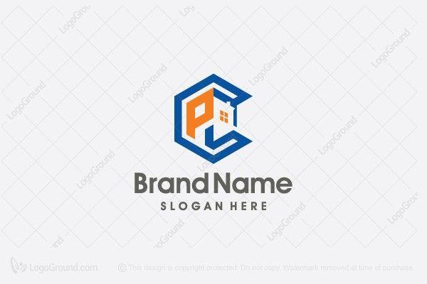 Logo for sale: P Construction Logo