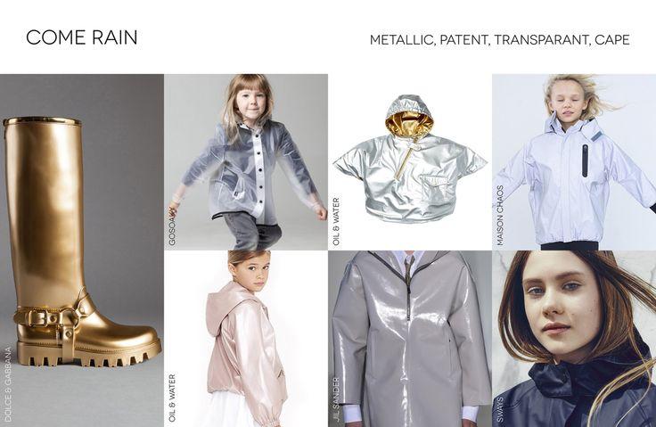 Kid's Wear - Trend Story Fall/Winter 16-17