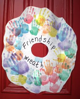For Community Building and classroom decor-how about Be a Sister to Every Girl Scout! Put the troop number inside and the date.