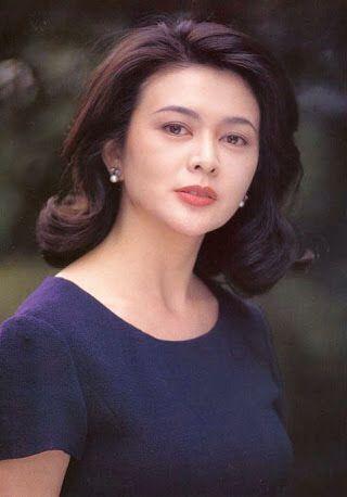 Chinese actress Rosamund Kwan