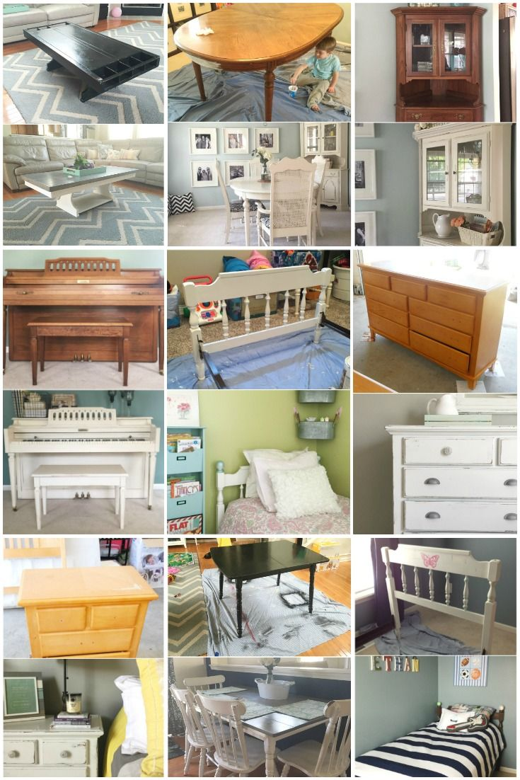 How To Paint Your Bedroom Furniture Notice The Little Things Diy Furniture Easy Home Decor Diy Home Decor