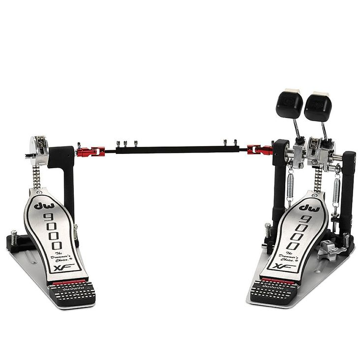 DW 9000 Series Extended Footboard Double Bass Drum Pedal #drumgeargoals