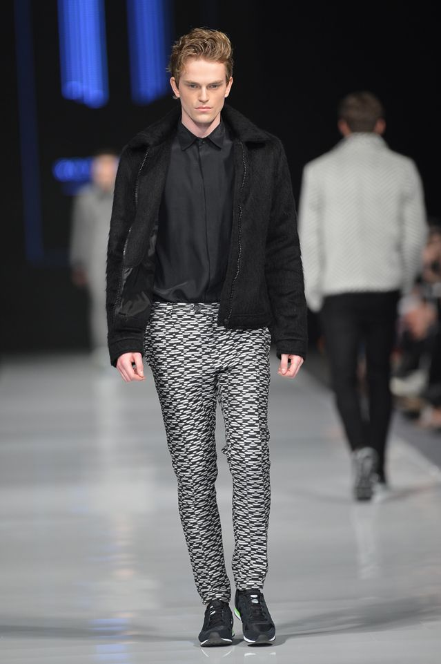 Wojtek Haratyk AW13  FashionPhilosophy Fashion Week Poland  aniazajac.com